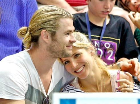 They're so cute together, too. YOU'RE KILLING ME, CHRIS.
