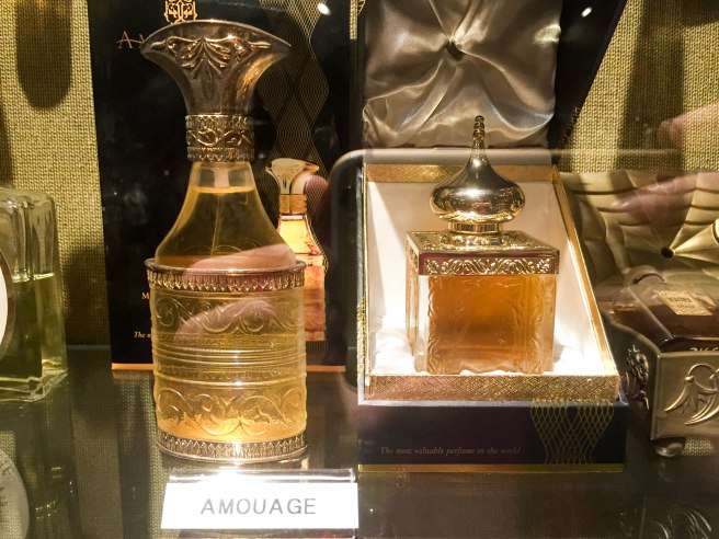 The original Amouage packaging!