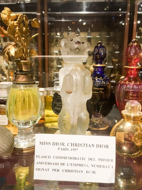 I really need more perfume bottles to be in the shape of bears.